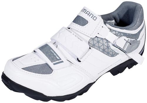 Cube Gris Chaussures De Vélo Avec Velcro Pour Les Femmes 1NkABZac